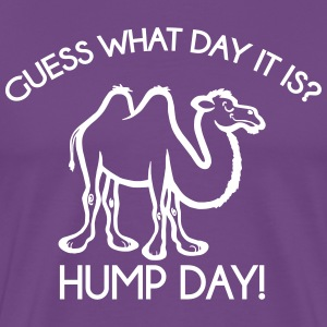 Hump Day - Unisex - Men's Premium T-Shirt