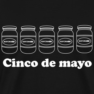 Cinco De Mayo T-Shirts - Men's Premium T-Shirt