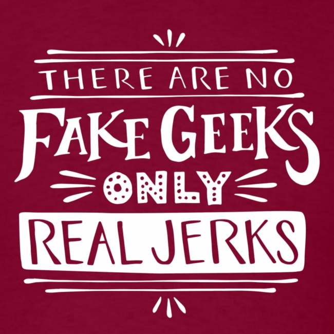 "Men's ""Real Jerks"" Tee"