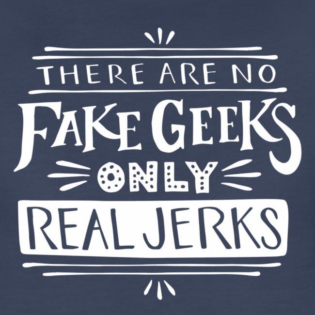 "Women's ""Real Jerks"" Plus-Size Tee"