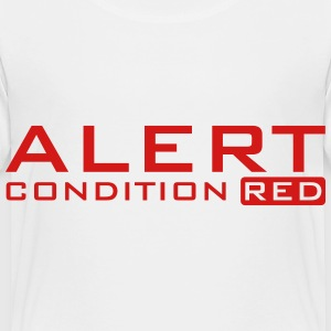 alert condition red (b, 1c) Baby & Toddler Shirts - Toddler Premium T-Shirt