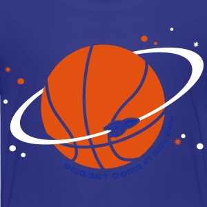 Planet Sport Basketball Kids' Shirts - Kids' Premium T-Shirt