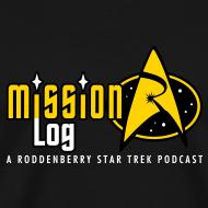 Design ~ Mission Log - Logo Front