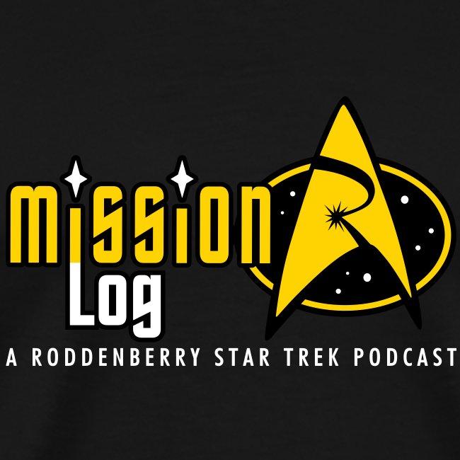 Mission Log - Logo Front