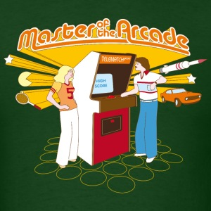 Master of the Arcade T-Shirts - Men's T-Shirt