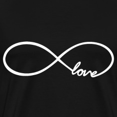 Infinity Love Design T-Shirts