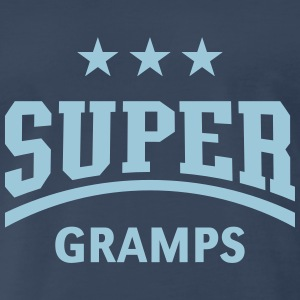 Super Gramps T-Shirts - Men's Premium T-Shirt