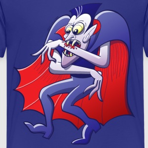Dracula is Desperately Hungry Kids' Shirts - Kids' Premium T-Shirt