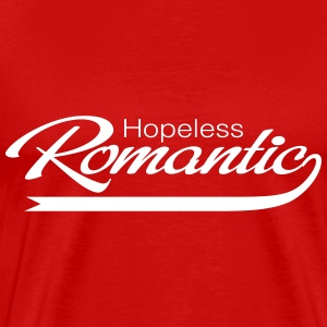 Hopeless Romantic T-Shirts - Men's Premium T-Shirt