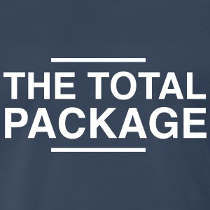 The Total Package T-Shirts - Men's Premium T-Shirt