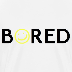 Sherlock: Bored T-Shirts - Men's Premium T-Shirt