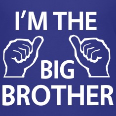 I'm the Big Brother Kids' Shirts