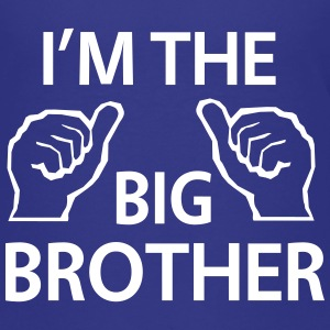 I'm the Big Brother Kids' Shirts - Kids' Premium T-Shirt