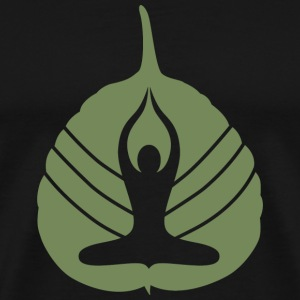 Yoga Symbol - Men's Premium T-Shirt