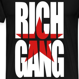 Rich Gang T-Shirts - Men's Premium T-Shirt