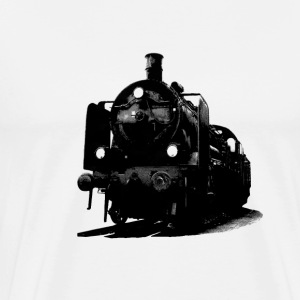 train T-Shirts - Men's Premium T-Shirt