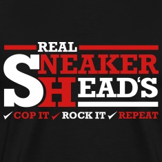 Real Sneakerheads Routine T-Shirts