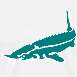 sturgeon T-Shirts - Men's Premium T-Shirt