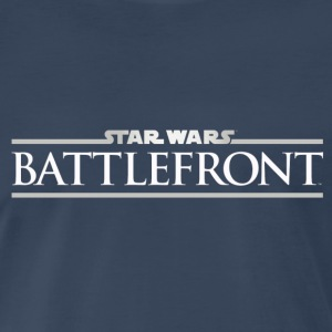 Star Wars: Battlefront (DICE - Men's Premium T-Shirt
