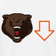 Design ~ BEAR DOWN 3-4X TEE