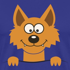 Funny cute Fox T-Shirts - Men's Premium T-Shirt