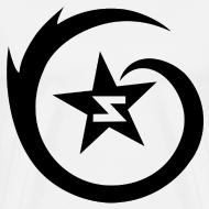 Design ~ SWARM Logo Tee - Black on White