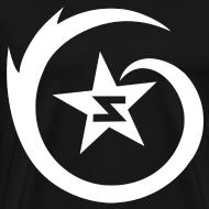 Design ~ SWARM Logo Tee - White on Color