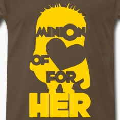 minion of love (boys) T-Shirts