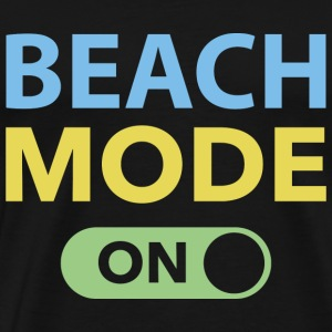 Beach Mode On - Men's Premium T-Shirt