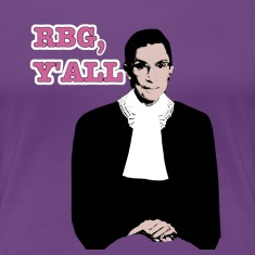 Ruth Bader Ginsburg: RBG Y'all (Women's Fitted)
