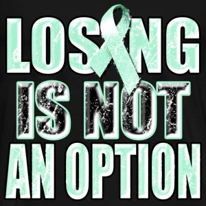 Losing Is Not An Option T-Shirts - Men's Premium T-Shirt
