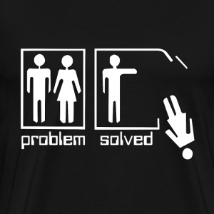 Problem-Solved! T-Shirts - Men's Premium T-Shirt