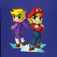 Design ~ PurplePwniez Shirt (Kids)