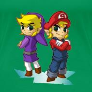 Design ~ PurplePwniez Shirt (Women)