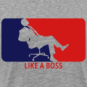Like A Boss T-Shirts - Men's Premium T-Shirt