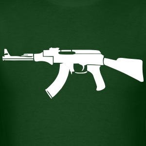 AK-47 T-Shirts - Men's T-Shirt