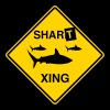 Shart Crossing T-Shirts - Men's Premium T-Shirt