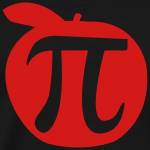 Apple Pi T-Shirts - Men's Premium T-Shirt