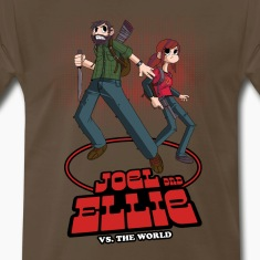 Joe and Ellie VS. the World