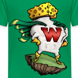 THE AMAZING WISCONSIN-MAN Kids' Shirts - Kids' Premium T-Shirt