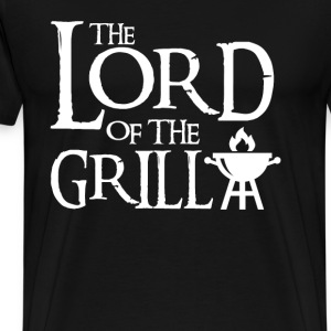 Lord Of The Grill T-Shirts - Men's Premium T-Shirt