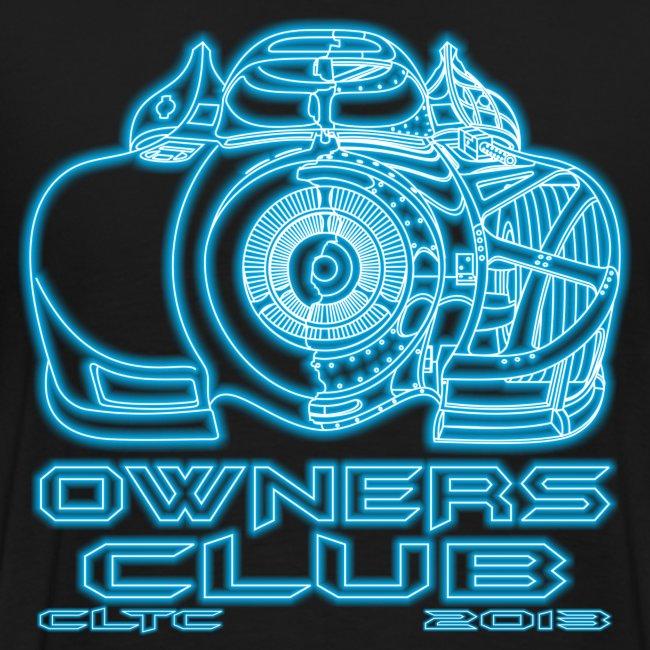 Neon Owners HW Back Gildan