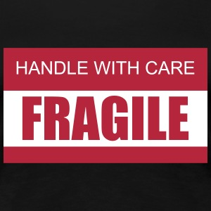 Handle with Care / Fragile 2c Women's T-Shirts - Women's Premium T-Shirt