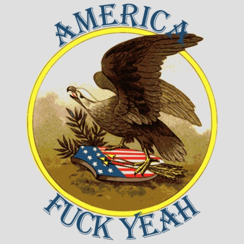 America Fuck Yeah Retro