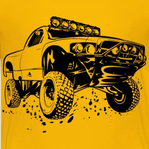 Off-Road Race Truck Kids' Shirts - Kids' Premium T-Shirt