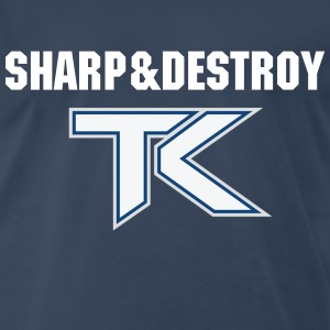 Sharp & Destroy - Men's Premium T-Shirt
