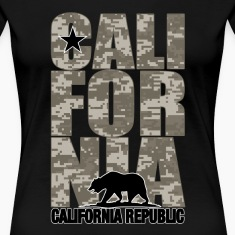 California Digital Camouflage
