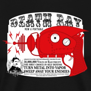 Death Ray T-Shirts - Men's Premium T-Shirt