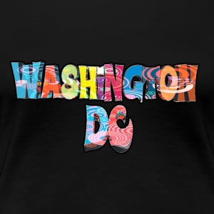 RETRO DC (for women) - Women's Premium T-Shirt
