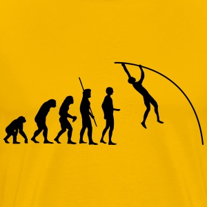 Evolution Vault Shirt - Men's Premium T-Shirt